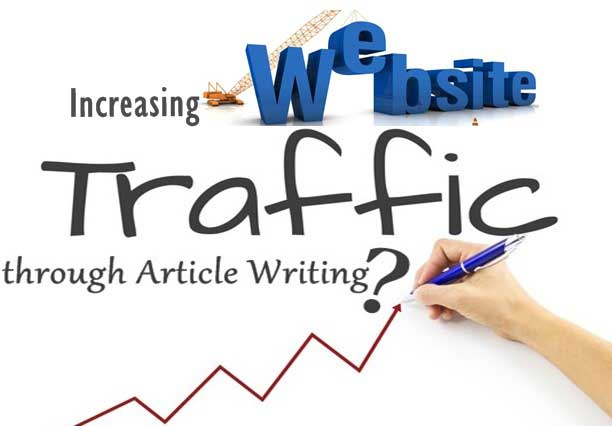 Article Writing Tips On How To Increase Blog Traffic