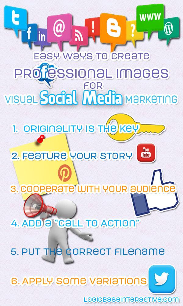 Visual Social Media, Social Media, Social Media Marketing,