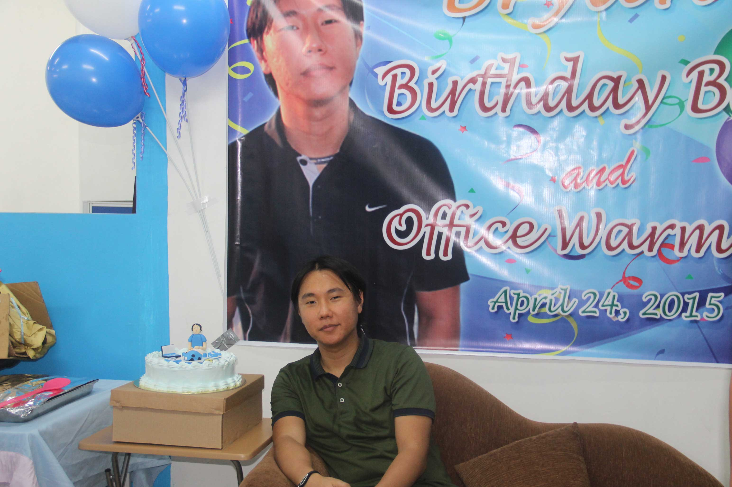 A Glimpse Of Back-to-Back Celebration: LBI's President's Birthday And Office Warming
