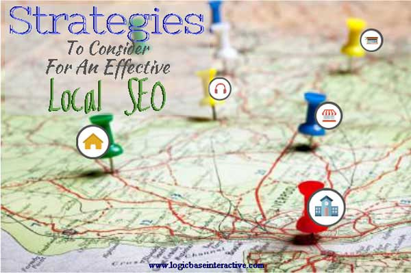 Strategies To Consider For An Effective Local SEO