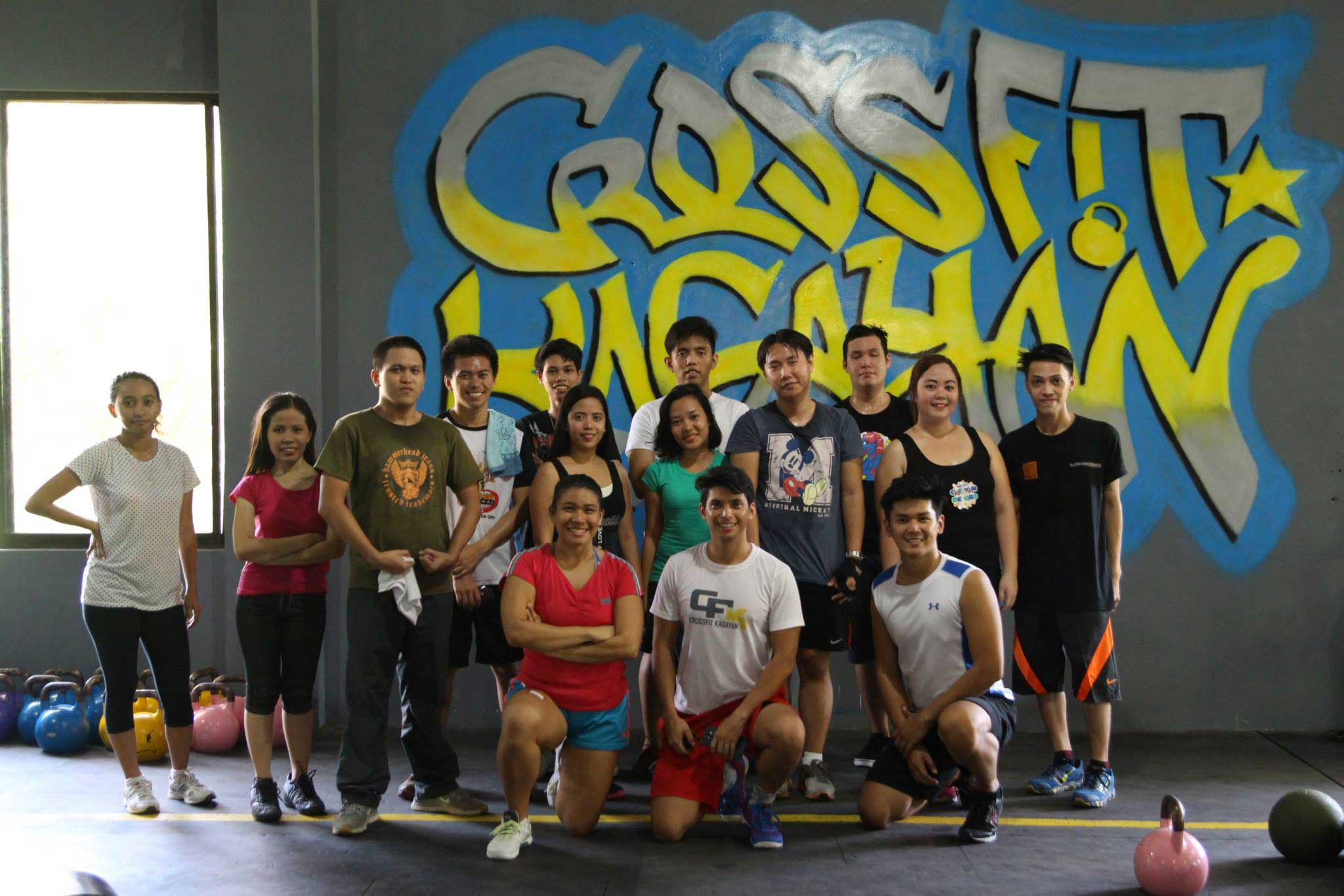 LogicBase Interactive's July Fitness Activity: Crossfit At CGY Fit Fitness Solutions