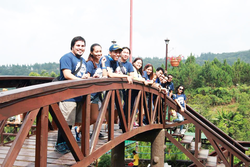 LogicBase Interactive Team Building 2015
