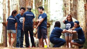 "LBI ""Carry The Team"" Team Building 2015"