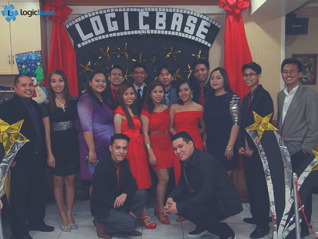 The Stardom of Hollywood Limelight- LogicBase Interactive Christmas Party 2015