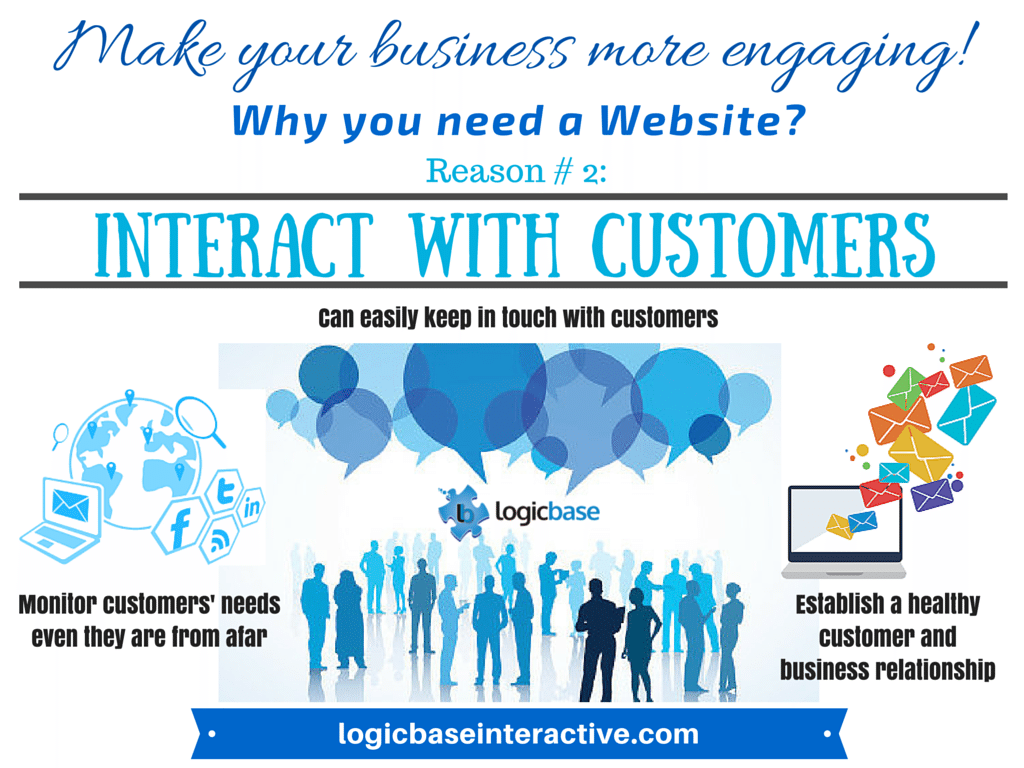 2-interact with customers