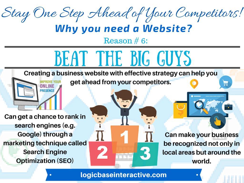 6 - Beat the Big Guys