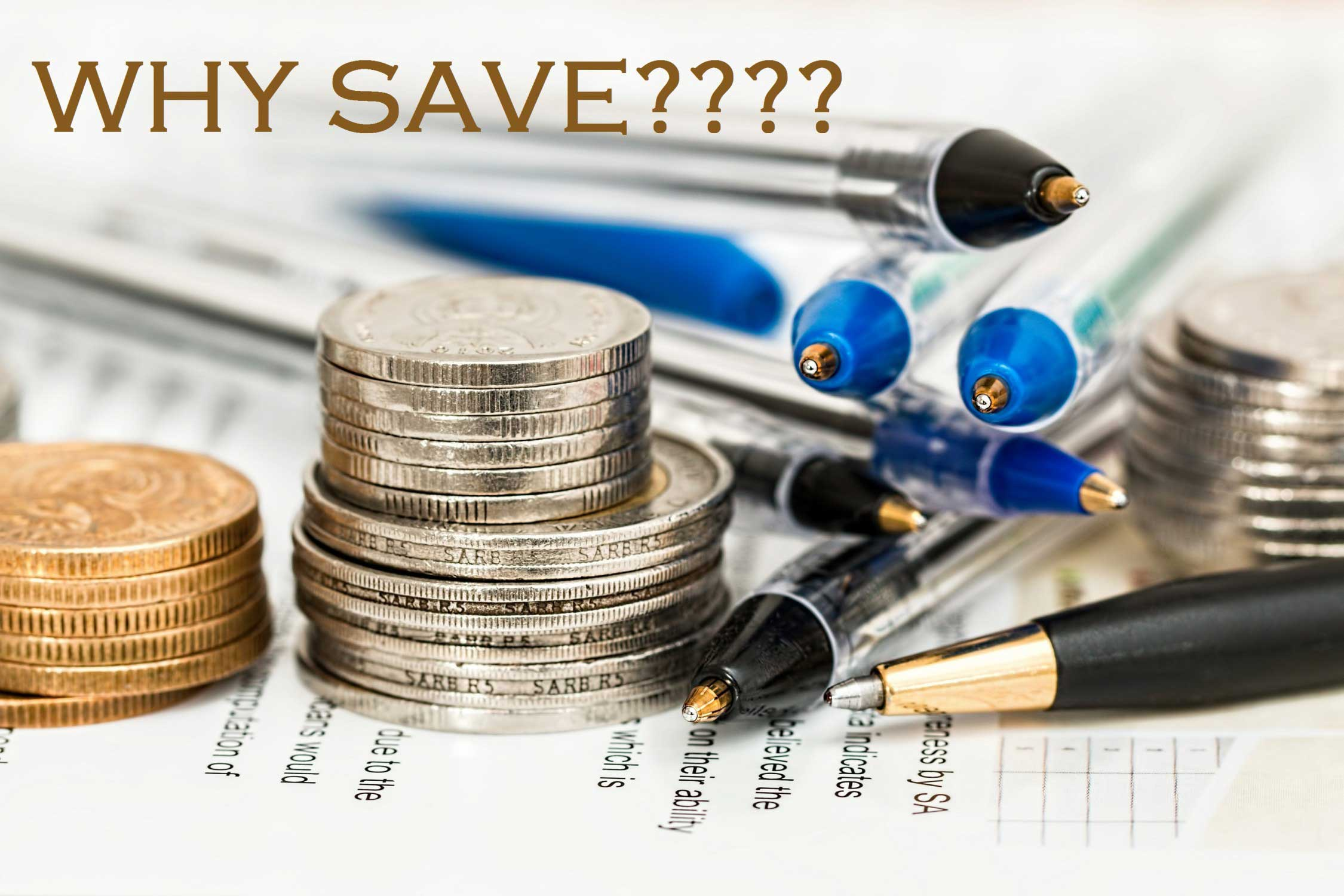 Savings: Why Is It Important???