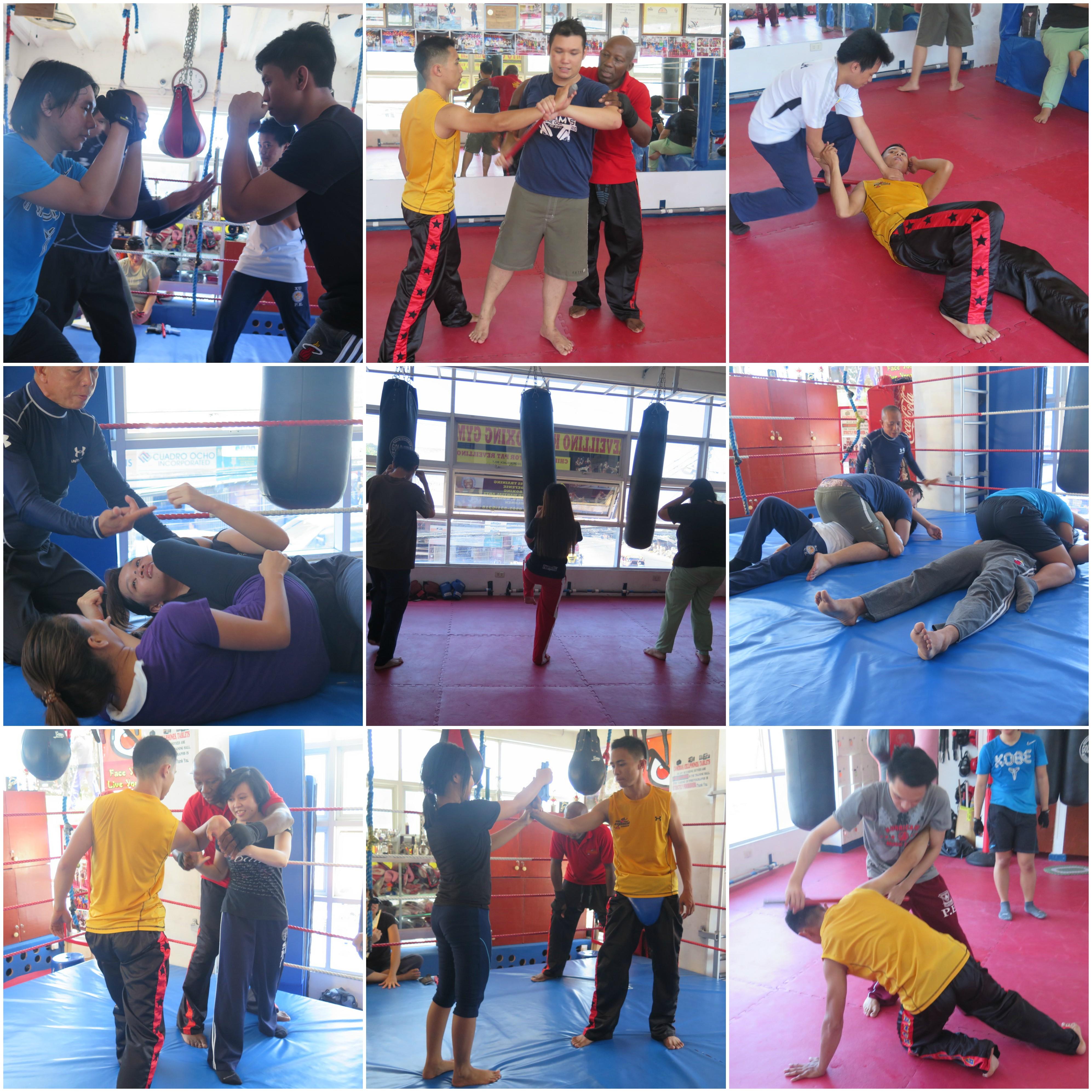LBI Team Goes Kickboxing2