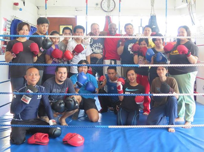 LBI Team in Action! Learning Kickboxing and Basic Self-Defense Techniques at Reveillino Kickboxing Academy (2)
