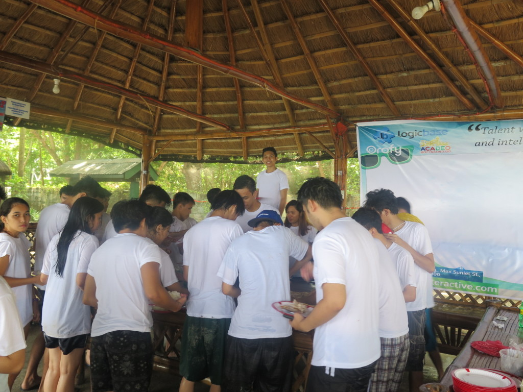 LogicBase Interactive Team Building - Hamal