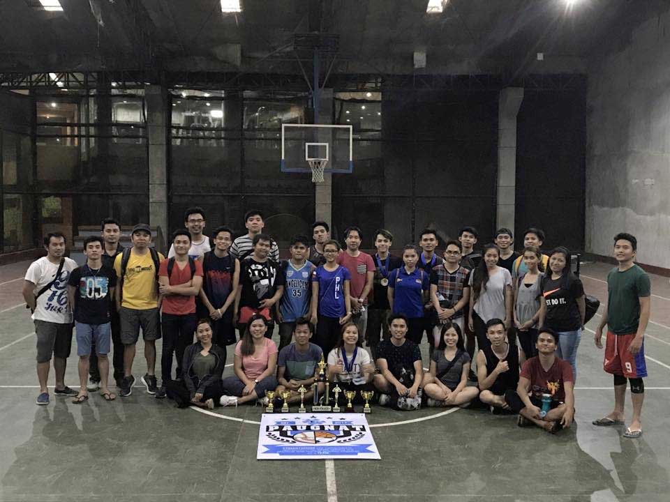 LogicBase Enterprises Held Its First Ever Sportsfest