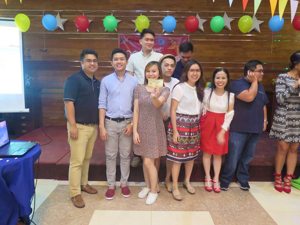 FLIGNO PH And Logicbase Celebrates Paskong Pinoy